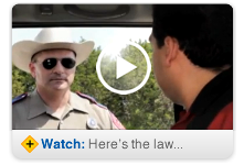 Watch: Here's the law...